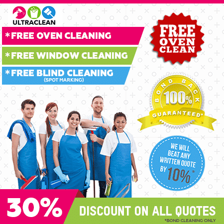 Bond Cleaning Carrara